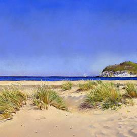 Margaret Merry - Genoveses beach