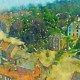 Susan Maxwell Schmidt - Gent in Watercolor