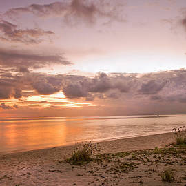 Jenny Rainbow - Gentle Time of Sunrise in Tropical Island
