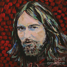 Robert Yaeger - George Harrison Portrait