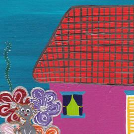 Melissa Vijay Bharwani - George the Cat and his Island House