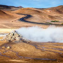 Alexey Stiop - Geothermal field