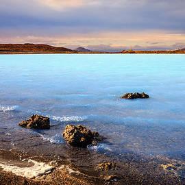 Alexey Stiop - Geothermal waters