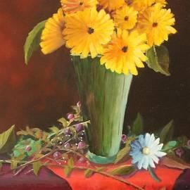 Bob Williams - Gerbera Daisies