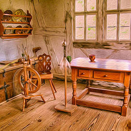 Omaste Witkowski - German Farmhouse Interior