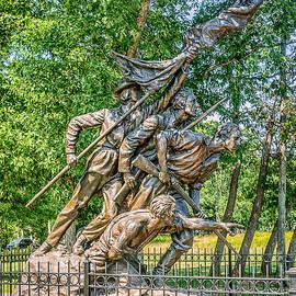 Bob and Nadine Johnston - Gettysburg Battleground Memorial