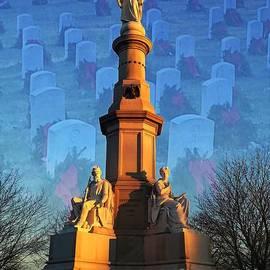 Joseph J Stevens - Gettysburg Sunset