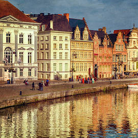 Joan Carroll - Ghent Waterfront