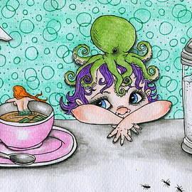 Julie McDoniel - Ghost Cafe