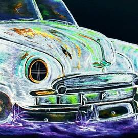 Eloise Schneider - Ghost Car