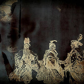 Irma BACKELANT GALLERIES - Ghost Of The Indian Maidens