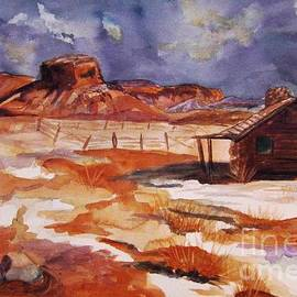 Ellen Levinson - Ghost Ranch NM Winter