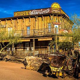 Bob and Nadine Johnston - Ghost Town Goldfield Arizona 2