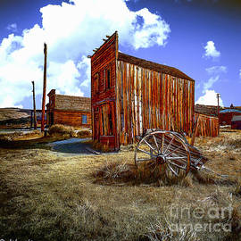 Bob and Nadine Johnston - Ghost Towns in the SouthWest