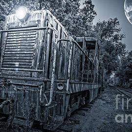 Edward Fielding - Ghost Train