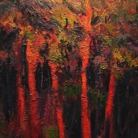 R W Goetting - Ghost trees II