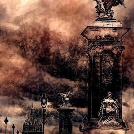 Barbara D Richards - Ghosts of Paris