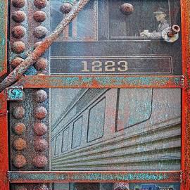 Joseph J Stevens - Ghosts of the Railroad