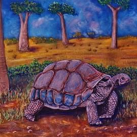 Richard Goohs - Giant Tortoise