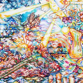 Susan Schiffer - Gift of Flowers
