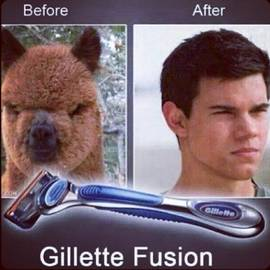 Oscar Lopez - #gillette #gilletefusion