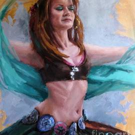 Viktoria K Majestic - Gipsy Belly Dancer