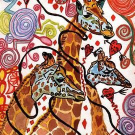 Connie Valasco - Giraffe Birthday Party