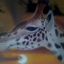 Gea Scheltinga - Giraffe