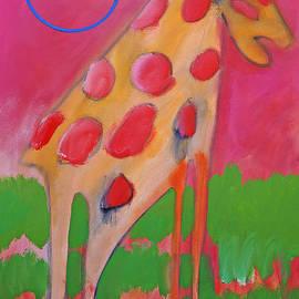 Charles Stuart - Angry Giraffe