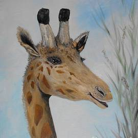 Rhonda Lee - Giraffe Smile