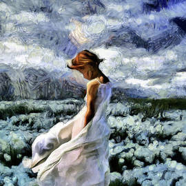 Georgiana Romanovna - Girl In A Cotton Field