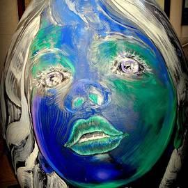 Ed Weidman - Girl On Egg