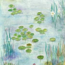 Barbie Corbett-Newmin - Giverny Dreaming