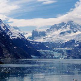 Judy Wanamaker - Glacier Bay  Johns Hopkins Glacier