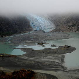 Sarah King - Glacier north of Juneau