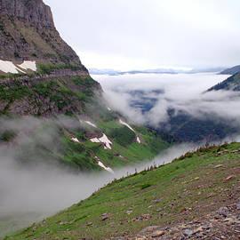 Brian Harig - Glacier Park Fog