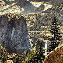 Bob and Nadine Johnston - Glacier Point Yosemite N P