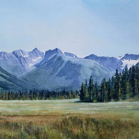 Sharon Freeman - Glacier Valley Meadow