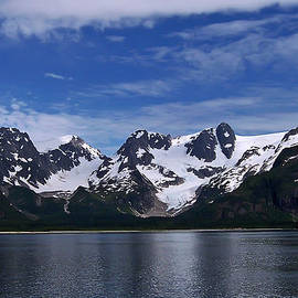 Aimee L Maher Photography and Art - Glacier View
