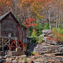 Marcia Colelli - Glade Creek Grist Mill Babcock