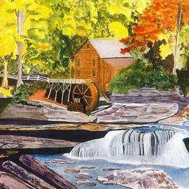 David Bartsch - Glade Creek Grist Mill