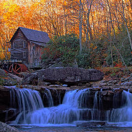 Mike Griffiths - Glade Creek Mill II