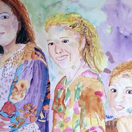 Sandy McIntire - Gladiola Girls 2