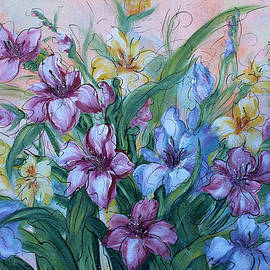 Natalie Holland - Gladiolus
