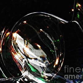 Sarah Loft - Glass Abstract 353