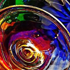 Sarah Loft - Glass Abstract 550