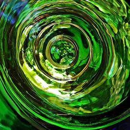 Sarah Loft - Glass Abstract 575
