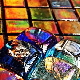 Sarah Loft - Glass Abstract 6