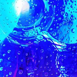 Sarah Loft - Glass Abstract 603