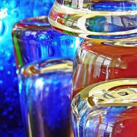 Sarah Loft - Glass Abstract 763